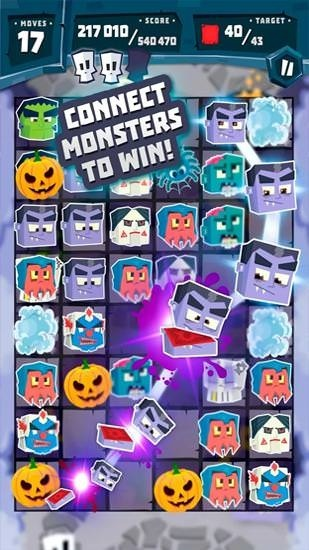 Nights With Horror Cubes Android Game Image 1