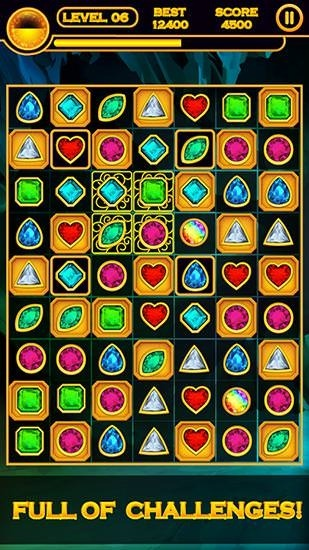 Jewel Quest Android Game Image 1