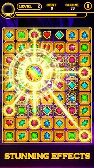 Jewel Quest Android Game Image 2