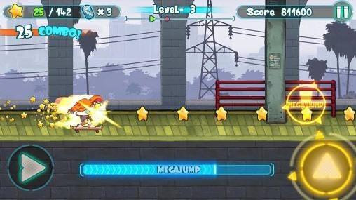Skate Boy Legend Android Game Image 1