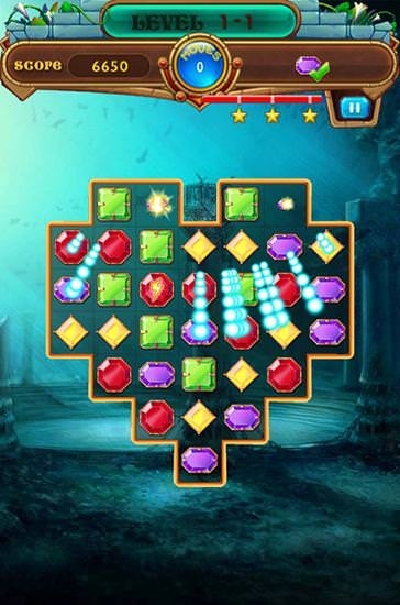 Atlantis: Jewels Journey Android Game Image 1