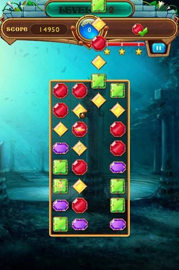 Atlantis: Jewels Journey Android Game Image 2
