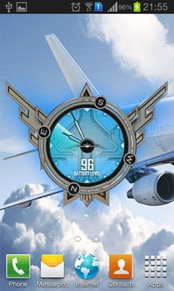 Passenger Planes HD Android Wallpaper Image 1