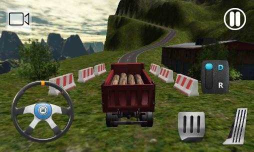 Truck Driver Cargo Android Game Image 1