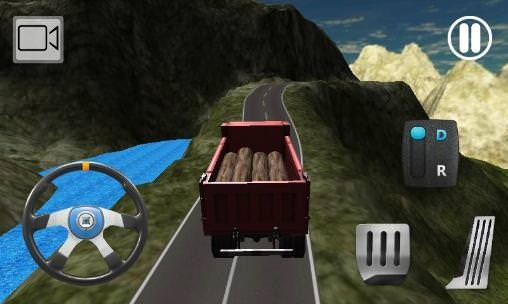 Truck Driver Cargo Android Game Image 2