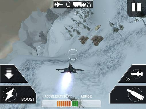 Airplane Flight Battle 3D Android Game Image 2