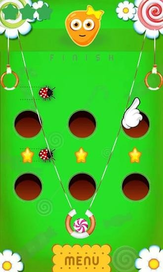 Candy Ball Android Game Image 2
