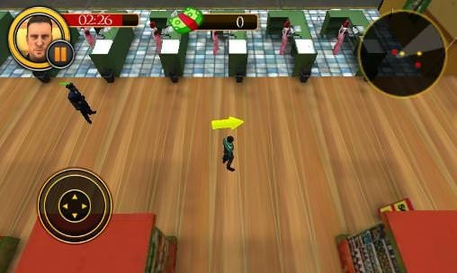 Supermarket Escape Dash Android Game Image 2