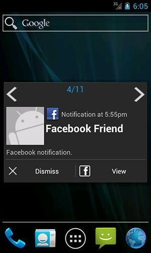 Notify Pro Android Application Image 1