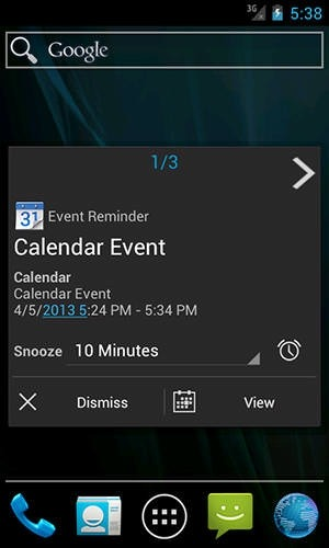 Notify Pro Android Application Image 2