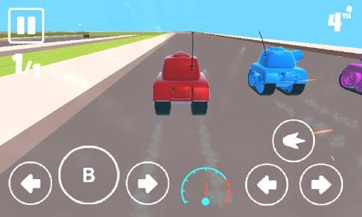 War Tank Racer Android Game Image 2