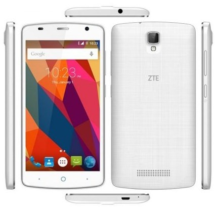 zte blade l5 dual sim white product, would