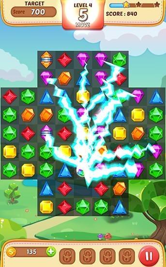 Jewel King Games