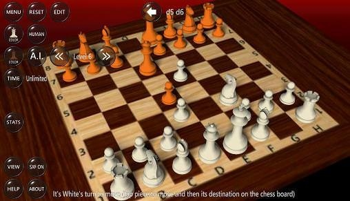 3D Chess Game Android Game Image 1