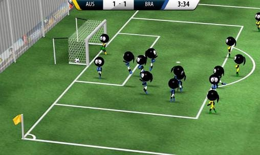 Stickman Soccer 2016 Android Game Image 1