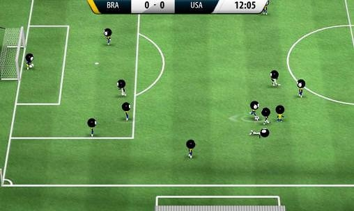 Stickman Soccer 2016 Android Game Image 2