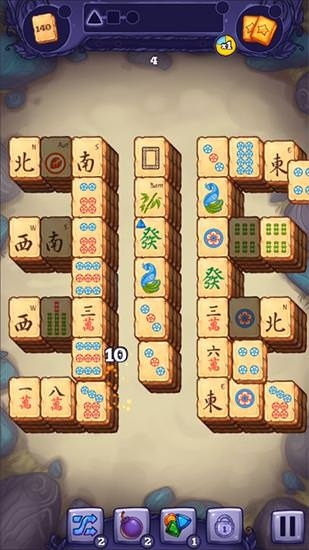 Download Free Android Game Mahjong: Treasure Quest - 7008