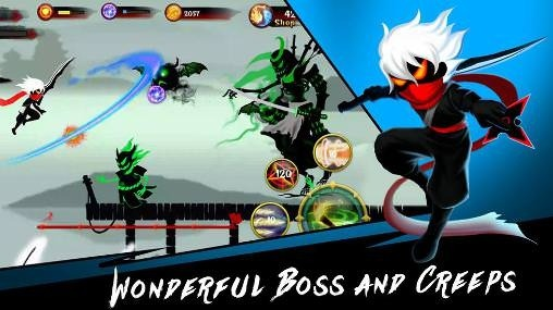 Stickman Quest Android Game Image 2