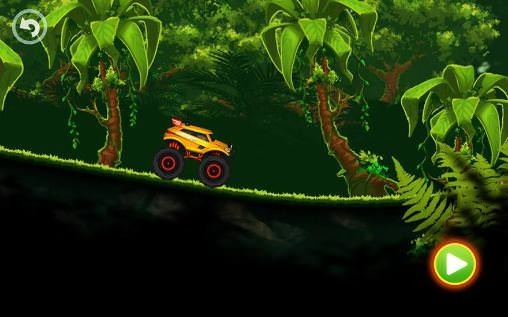 Jungle Monster Truck For Kids Android Game Image 2