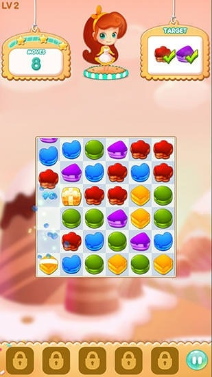 Cake Maker: Cake Rush Legend Android Game Image 1