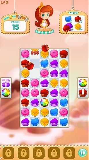 Cake Maker: Cake Rush Legend Android Game Image 2