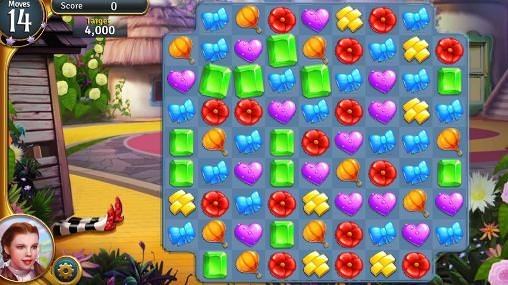 download the wizard of oz magic match