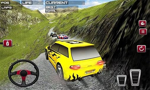 Download Free Android Game Offroad Hill Racing Car Driver