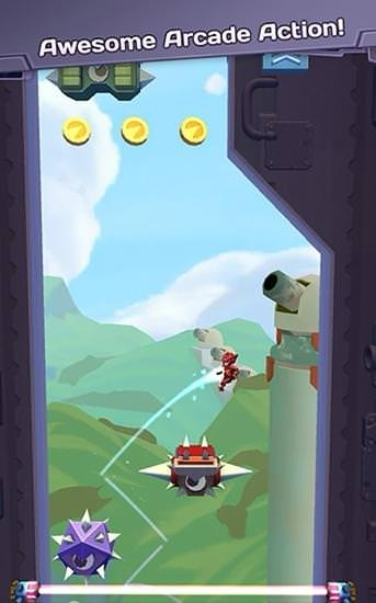 Dash Masters Android Game Image 2