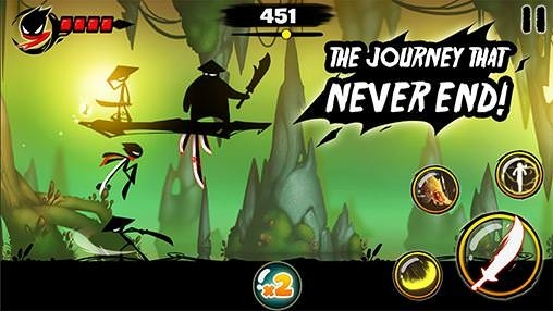 Stickman Revenge 3 Android Game Image 2