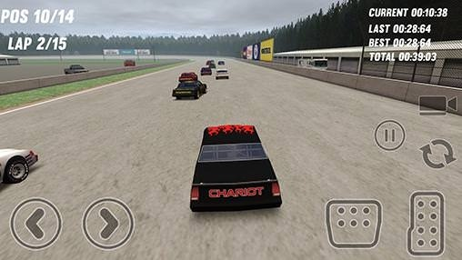 Thunder Stock Cars 2 Android Game Image 2