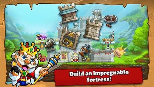 Martial Towers Android Game Image 2
