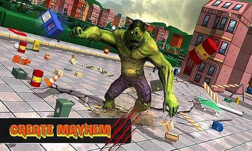 Ultimate Monster 2016 Android Game Image 2