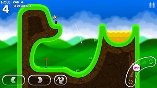 Super Stickman Golf 3 Android Game Image 1