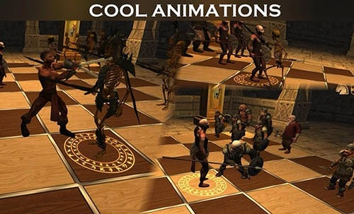 Battle Chess Android Game Image 1
