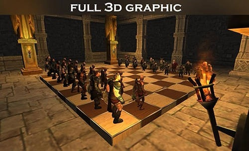 Battle Chess Android Game Image 2
