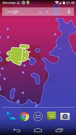 Liquify Android Wallpaper Image 1