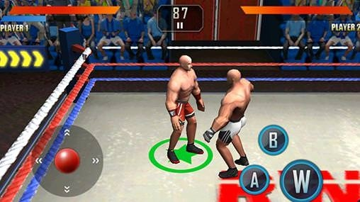 WWE Wrestling 3D Android Game Image 2
