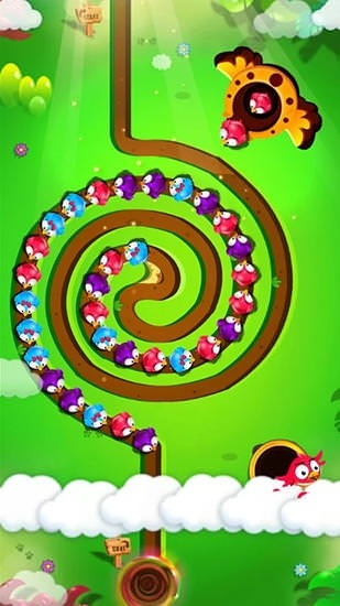 Bird Blast: Marble Legend Android Game Image 1