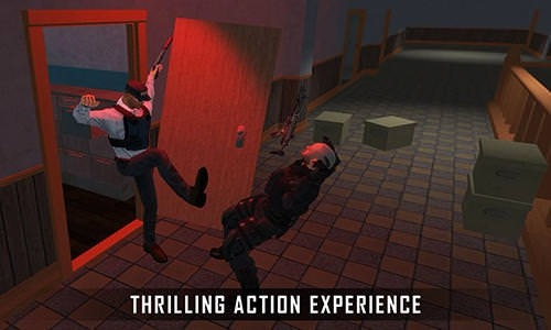 Secret Agent: Rescue Mission 3D Android Game Image 1