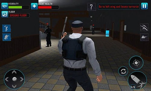 Secret Agent: Rescue Mission 3D Android Game Image 2