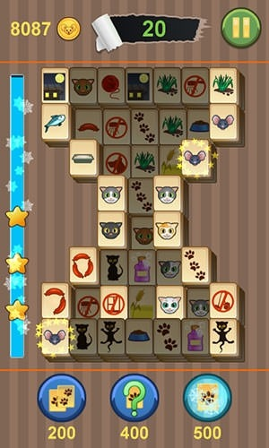 Download Free Mahjong Titan Kitty Android Mobile Phone