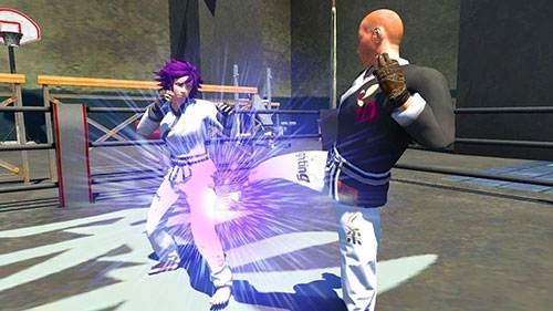 karate fighting games
