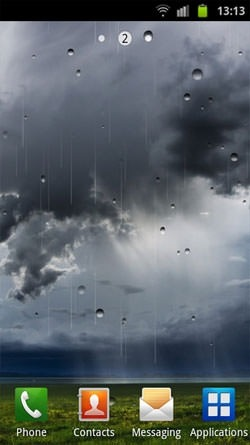 Download Free Android Wallpaper Rain 3732 Mobilesmspk Net