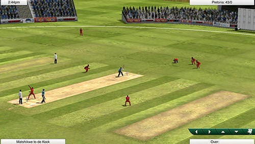 Cricket Captain 2016 Android Game Image 2