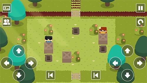 Sokoban Land DX Android Game Image 1