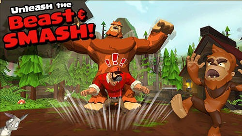 Little Bigfoot Android Game Image 1