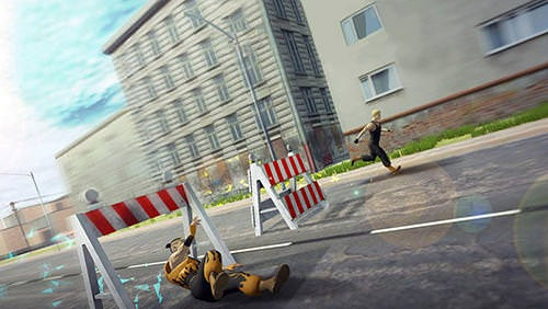 Parkour Simulator 3D Android Game Image 2