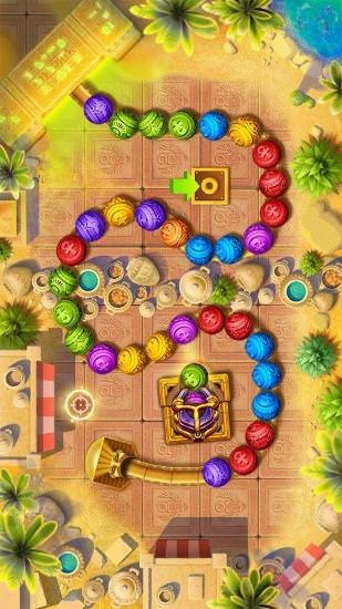 Marble Dash Android Game Image 1