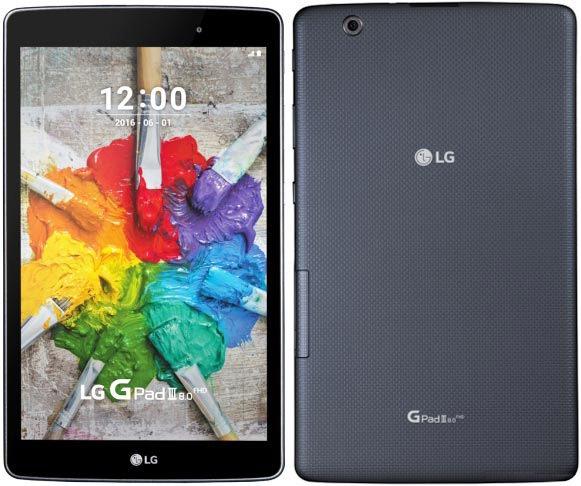 LG G Pad III 8.0 FHD