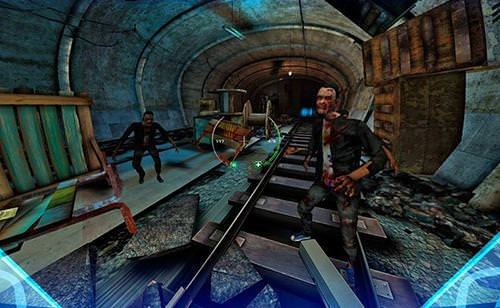 Zombie Shooter VR Android Game Image 2